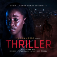 Thriller (Movie Soundtrack) BY Chauncey Jenkins